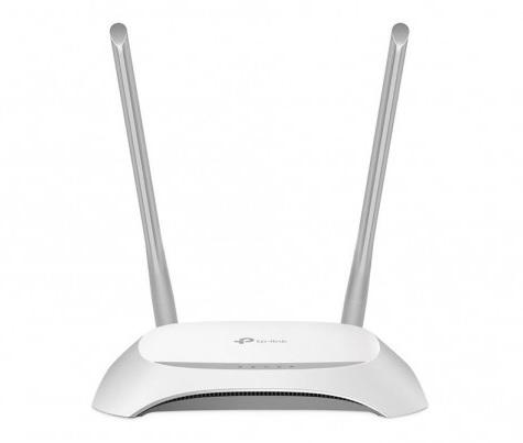 ROTEADOR WIRELESS N 300MBPS - TL-WR849N - TP LINK
